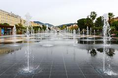 Promenade du Paillon, Nice (France)