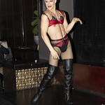 Crazy Peep Burlesque Show at Redline-246