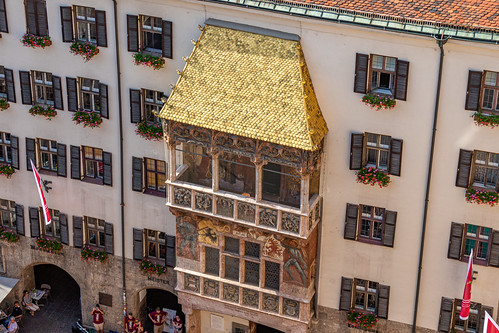 The Golden Roof, Innsbruck, Austria