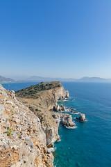 Südlicher Teil der Insel Baba Adasi, Türkei
