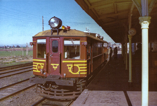 Railmotor CHP 38