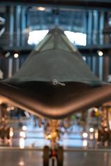 SR-71 Blackbird Nose