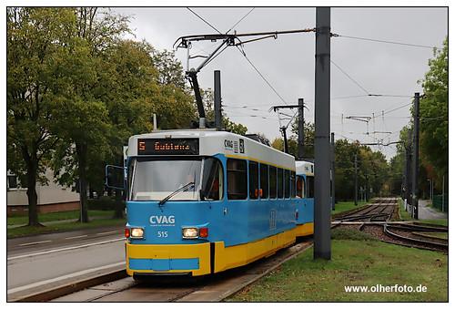 Tram Chemnitz - 2019-11