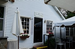 The Secret Garden Cafe 5 miles to the west of Lorton Town Dental