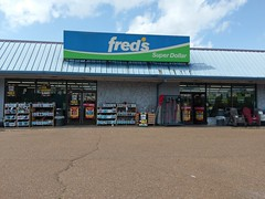Welcome to Fred's Hernando