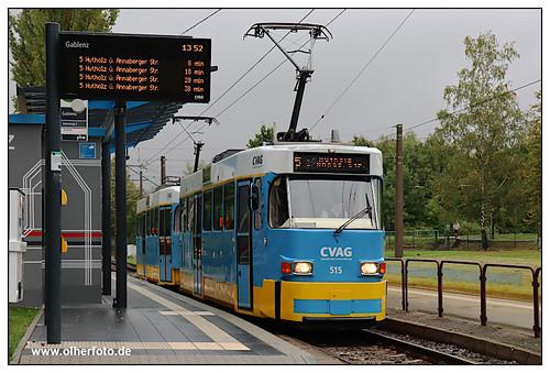Tram Chemnitz - 2019-12