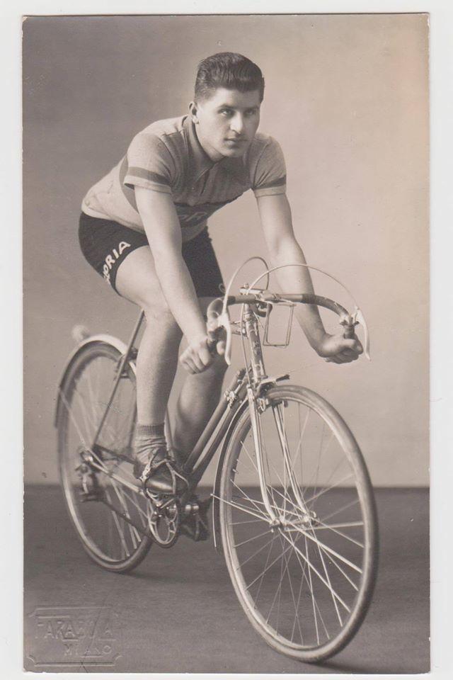 AMF Gloria Milano, Mario Fazio , anno 1941
