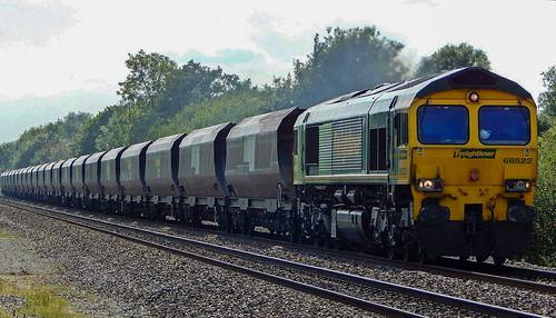 Freightliner 66522 - North Stafford Junction - 4E82