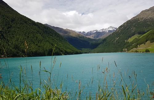 Vernagt-Stausee/Lago di Vernago