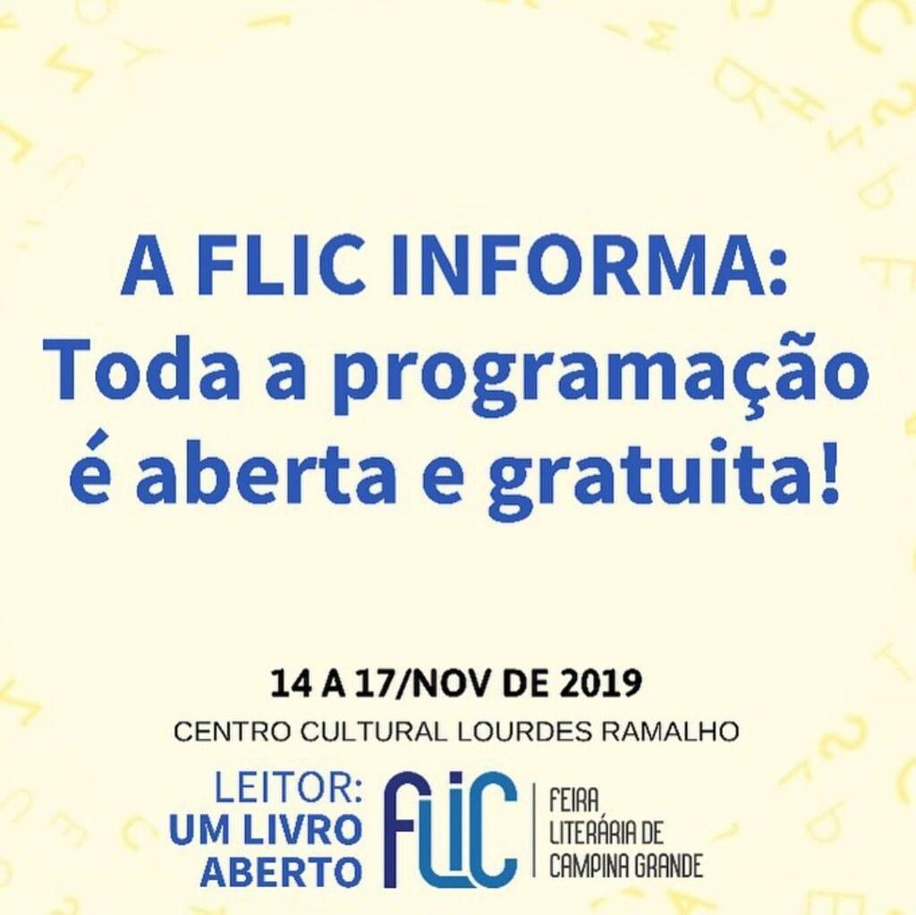 Feira Literária acontece em Campina Grande - Brasil de Fato