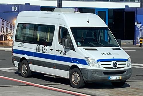 ANA Aeroportos - Mercedes-Benz Sprinter