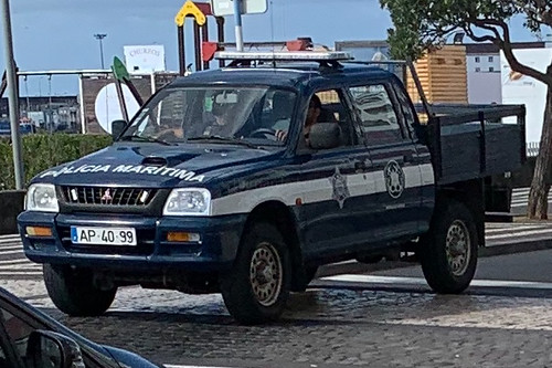 Polícia Marítima - Mitsubishi L200