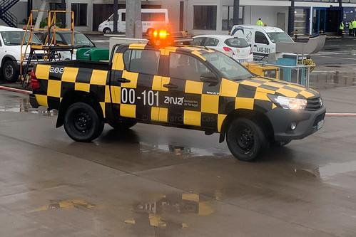 ANA Aeroportos - Toyota Hilux