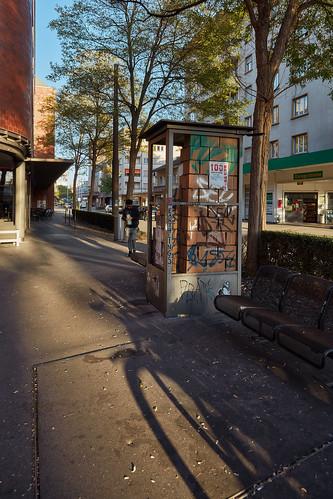 Biel/Bienne – Telephone booth