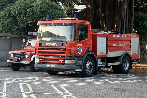 Bombeiros Voluntários Ponta Delgada - ATM 1