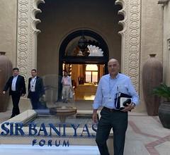 O YΠΕΞ Ν. Δένδιας στις εργασίες του Sir Bani Yas Forum στο Άμπου Ντάμπι
