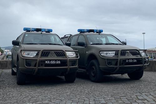 Portuguese Army - Mitsubishi L200 2.5 D-ID 4WD