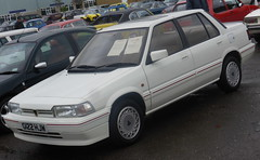 Rover 216 SX (1989-90)