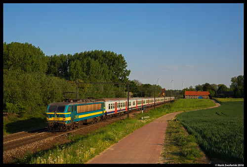 NMBS 2705, Hoeselt 08-05-2018