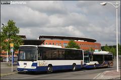 Volvo 8700 – Négoti / Tisséo n°7343