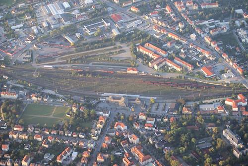 Bahnhof Bautzen September 2011