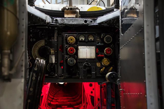 Radio Compartment..