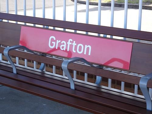 A Bench Called Grafton