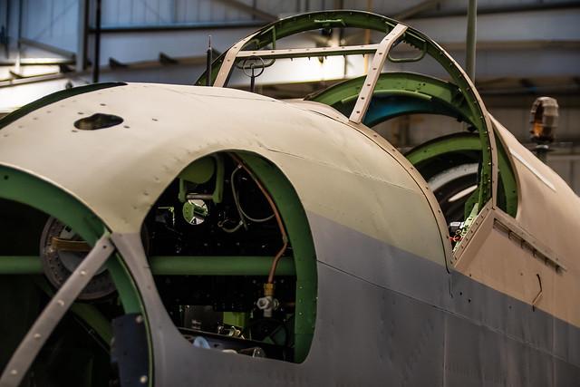 Cockpit..