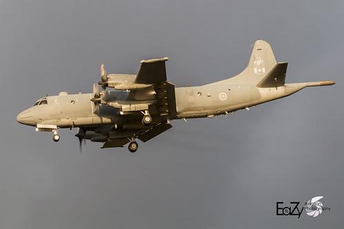 140101 Royal Canadian Air Force Lockheed CP-140 Aurora