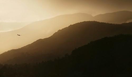 Ticino Sunset