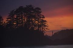 Sunset at South Chesterman Beach - Tofino