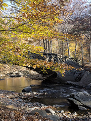 Boulder Bridge - Rock Creek Park