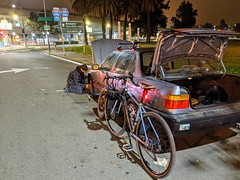2019 Bike 180: Day 151 I'm Being Helpful as Usual