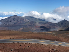 Mount Haleakala Crater