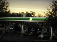 BP Gas Station Edit