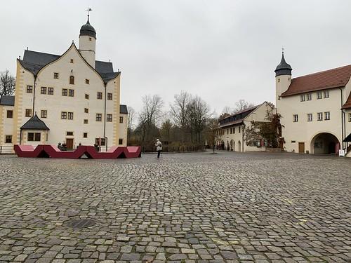Schloß Klaffenbach - Chemnitz