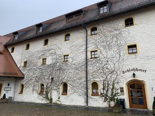 Schloßhotel Klaffenbach - Chemnitz