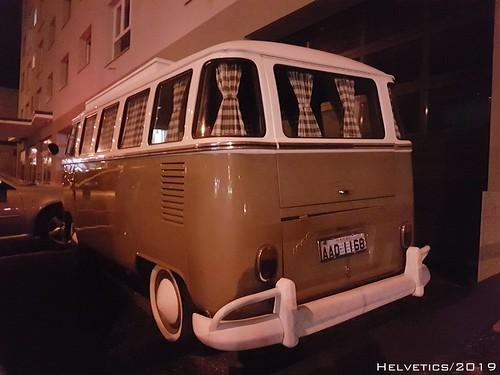 VW Kombi - Brazil, Maringá