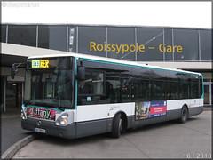 Irisbus Citélis Line – RATP (Régie Autonome des Transports Parisiens) / STIF (Syndicat des Transports d'Île-de-France) n°3481
