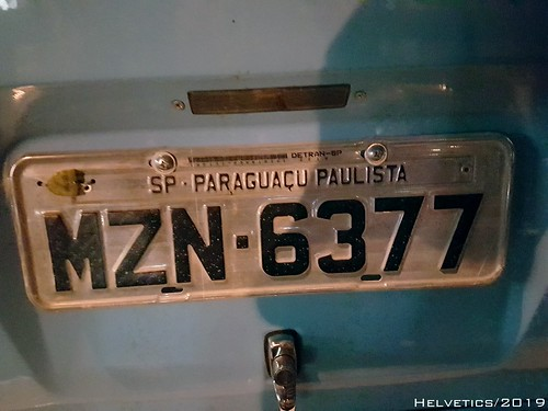 VW Kombi - Brazil, Paraguaçu Pualista