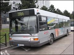 Heuliez Bus GX 317 – TRA (Transports Rapides Automobiles) (Véolia Transport) / STIF (Syndicat des Transports d'Île-de-France) n°46680 - Photo of Gressy