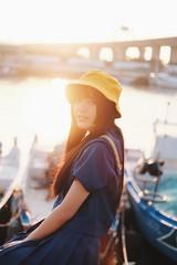 小夏八里漁港
