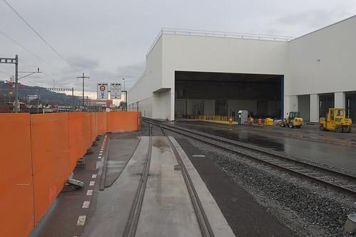 St. Margrethen - New Stadler Rail