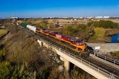 KCSM 4743 - Plano Texas