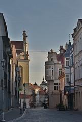 Lithuania - Vilnius - Pilies gatve