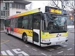 Irisbus Moovy – Vienne Mobilités (Transdev) / L'va (Lignes de Vienne et Agglomération) n°70