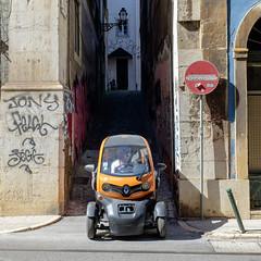 One way. Lisbon 2017.