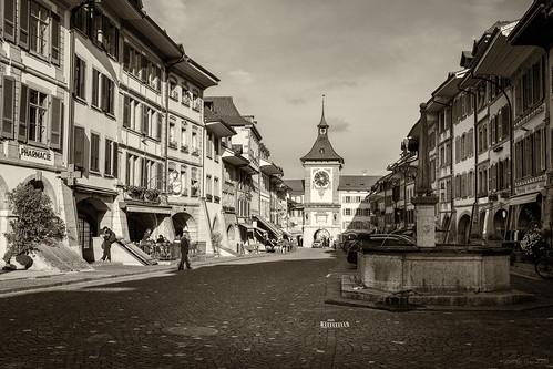 Morat ville médiévale