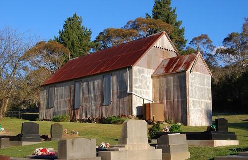 St Matthews Roman Catholic Church, Lowther, NSW.