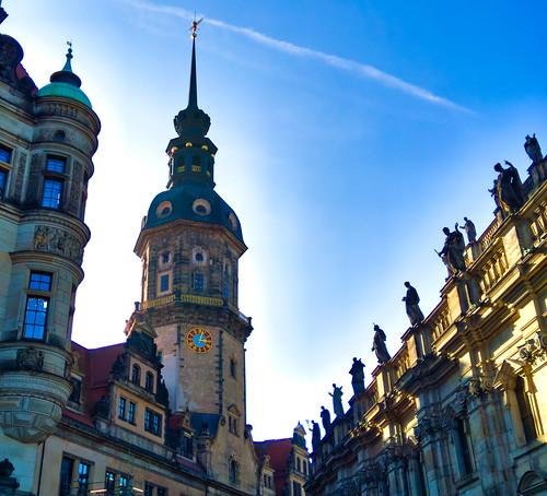 Hausmannsturm Dresden
